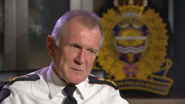 Police Chief Rod Knecht