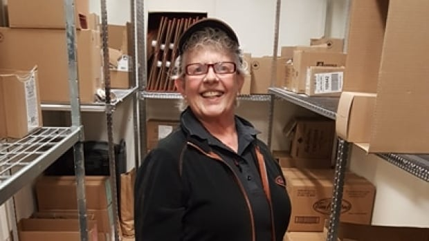 Donna Cosac, a Tim Hortons employee in Kirkland Lake, says it's business as usual at her location, despite the amount of attention, much of it negative, directed at chain in recent days.