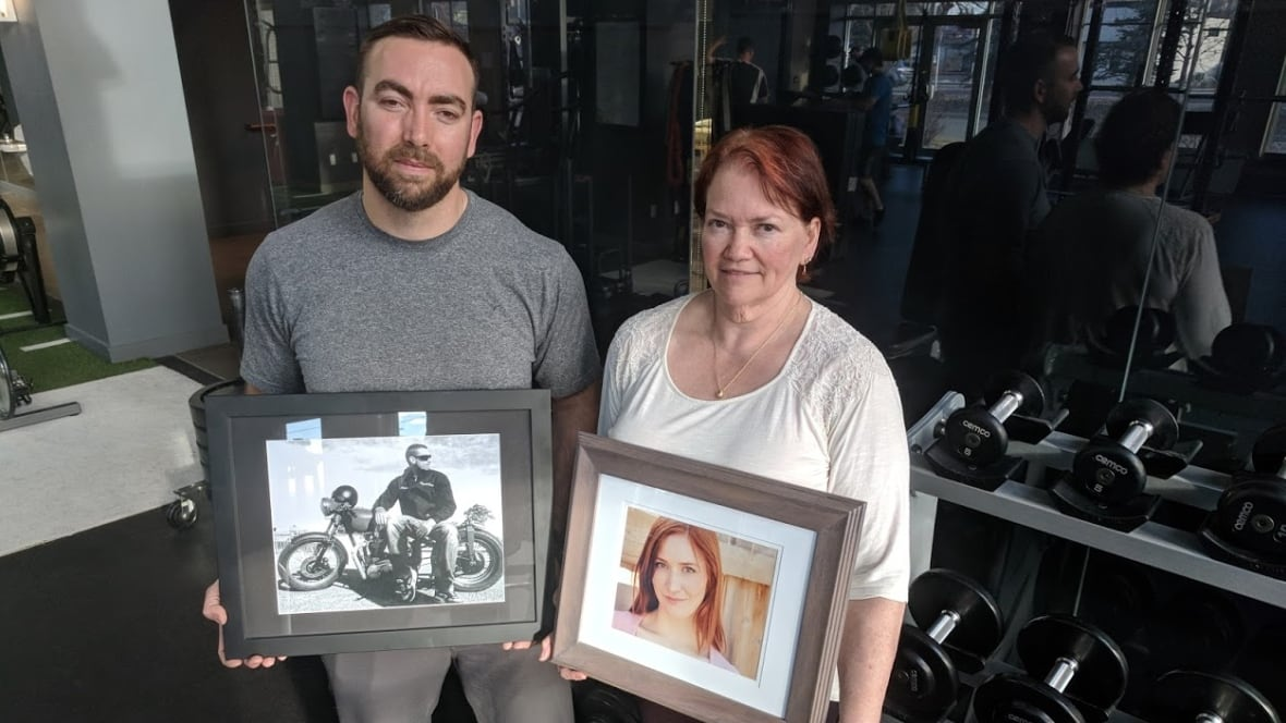 Friendship born out of grief: Calgarians touched by murder find solace in gym