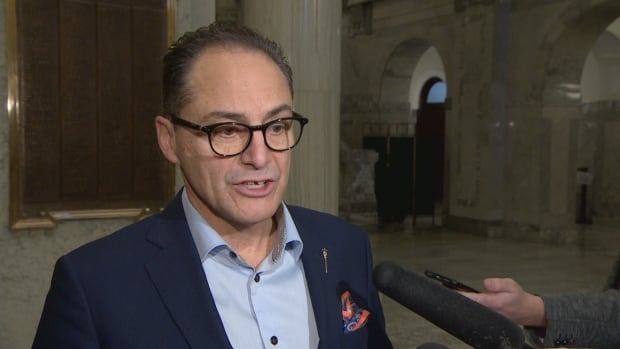 Finance Minister Joe Ceci says Albertans would be forced to endure cuts to health and education to pay for UCP plan.