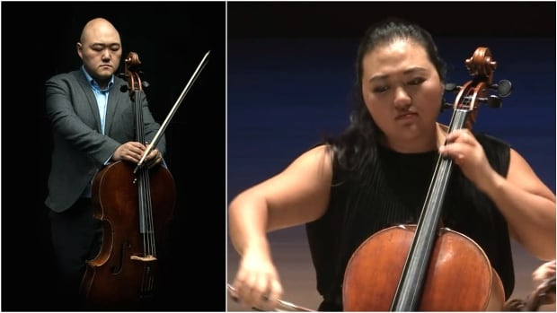 Arnold Choi, the principal cellist with Calgary Philharmonic Orchestra, and his sister Estelle Choi, cellist with the New York City-based Calidore String Quartet, found their respective loves of cello at early ages in a musically gifted Calgary family.