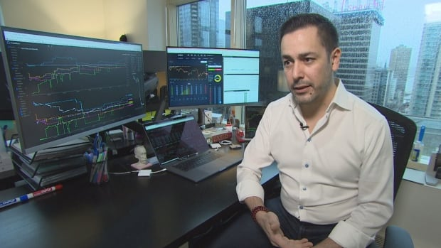 Michael Gokturk says his voice is strained from apologizing to clients. He says his investment firm, Einstein Exchange, was overwhelmed by more than 30,000 new clients.