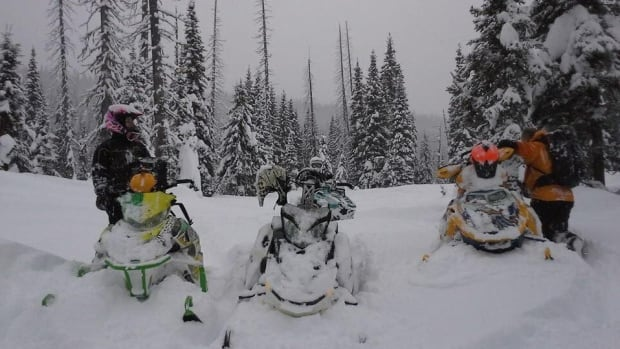 Meghan Bosecker worries without more members in the Prince Geoge Snowmobile Club, trail access will be lost.