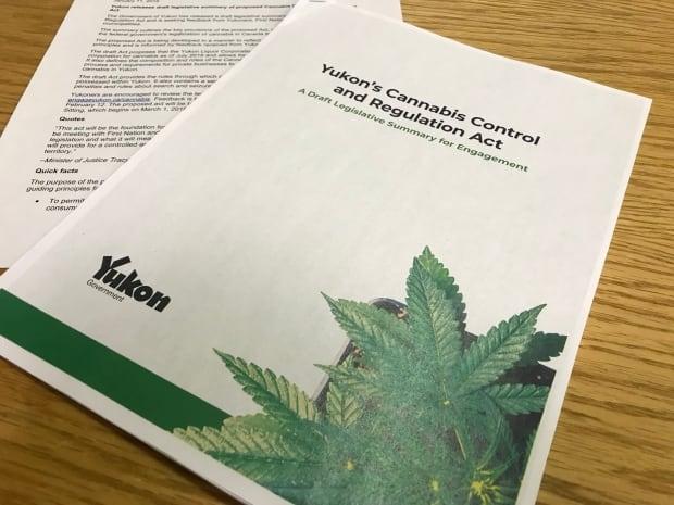 Yukon cannabis legislation