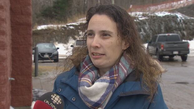 Heather Follett, butane evacuee, River Avenue