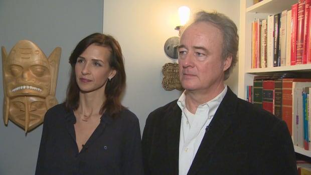 Lisa and Warren Kinsella