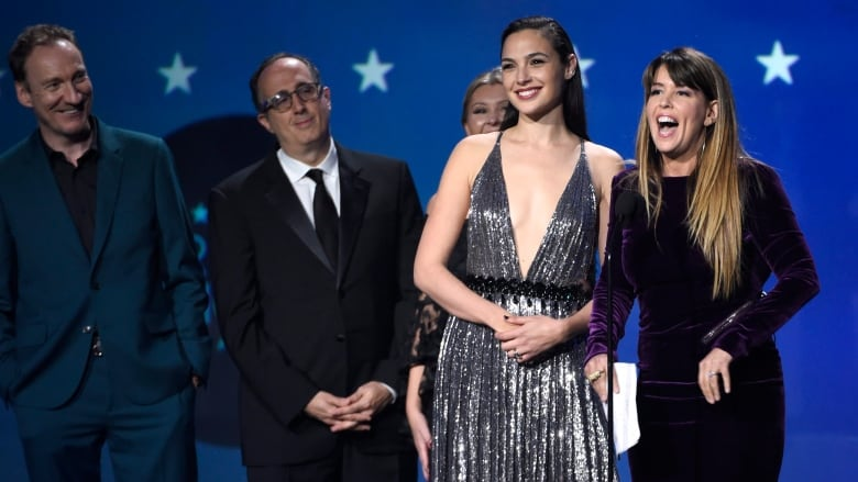 Gal Gadot's speech at CCA focuses on gender equality