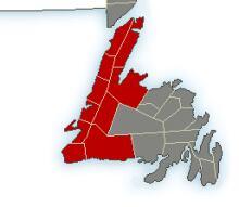 Environment Canada Newfoundland warnings Jan 12, 2018