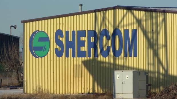 Shercom Industries north of Saskatoon