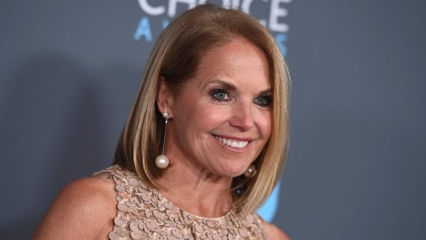 Katie Couric commented on Matt Lauer's behavior