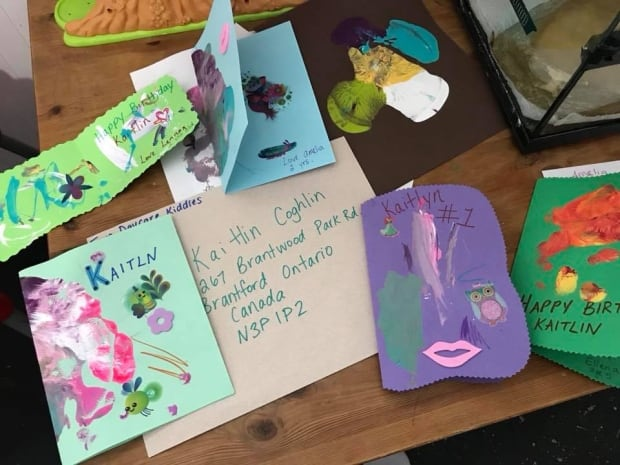 Mom wants people to send birthday cards to her daughter with special needs