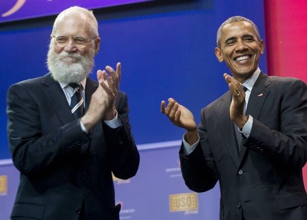 Letterman Returns