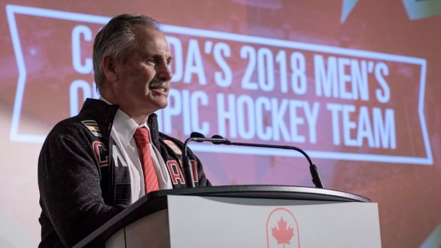 Manitobans named to Canadian men's Olympic hockey team