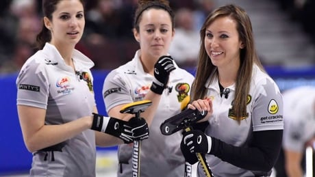 Olympic curlers warm up at Continental Cup thumbnail