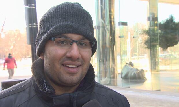 Faisal Zafar cold weather