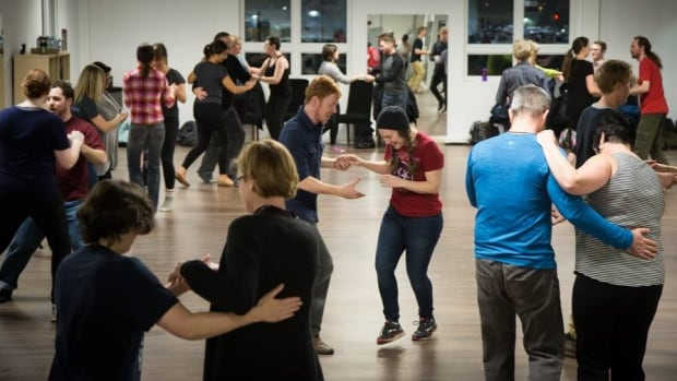 A class this week brought out dozens of dancers to DownStreet Dance Studio in Charlottetown.