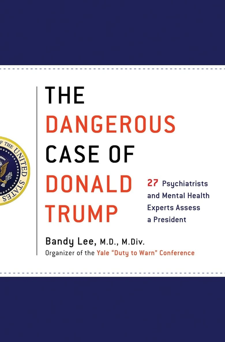 Psychiatrist's new warning that Trump's mental state 'is a