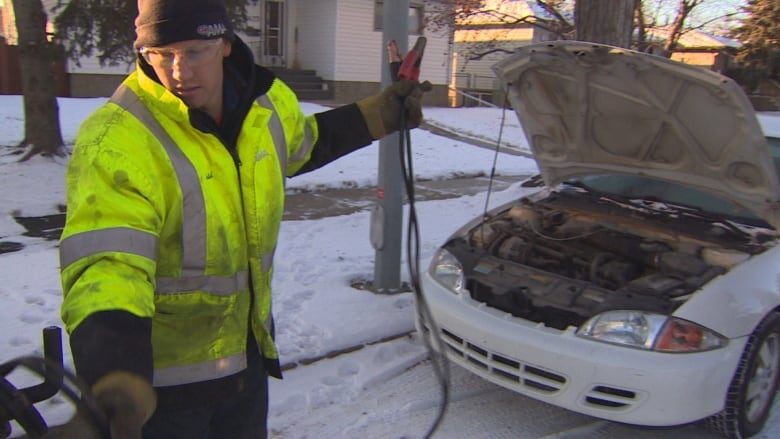 Most Albertans Skip Plugging In Cars On Cold Days Survey Finds