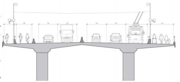 Cambie Bridge diagram