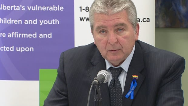 Over a five-year period, Alberta Child and Youth Advocate Del Graff identified 35 suicide deaths of young people in the province.