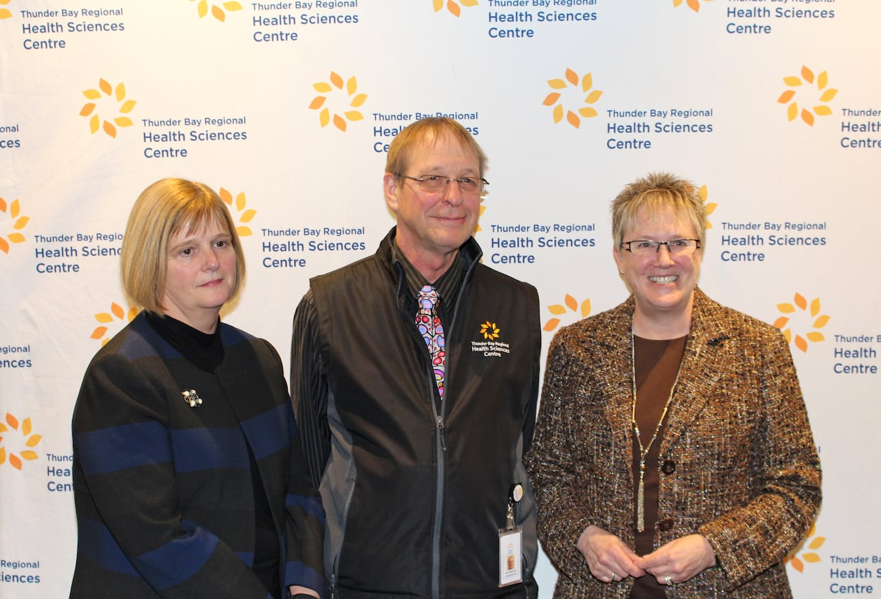 Thunder Bay hospital finds novel solution to deal with