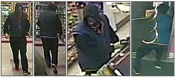 Gun robbery Calgary