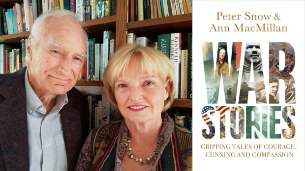 War Stories by Ann MacMillan and Peter Snow