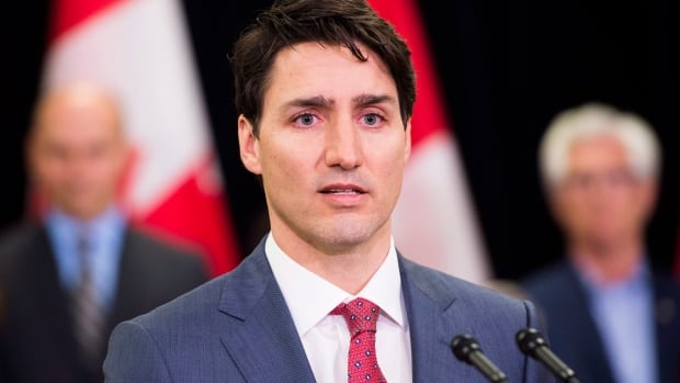 Prime Minister Justin Trudeau says the Liberal approach to renegotiating NAFTA is 'delivering fruit.' He made the remarks at a news conference to close a Liberal cabinet retreat in London, Ont., on Friday.