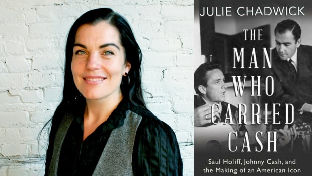 The Man Who Carried Cash by Julie Chadwick
