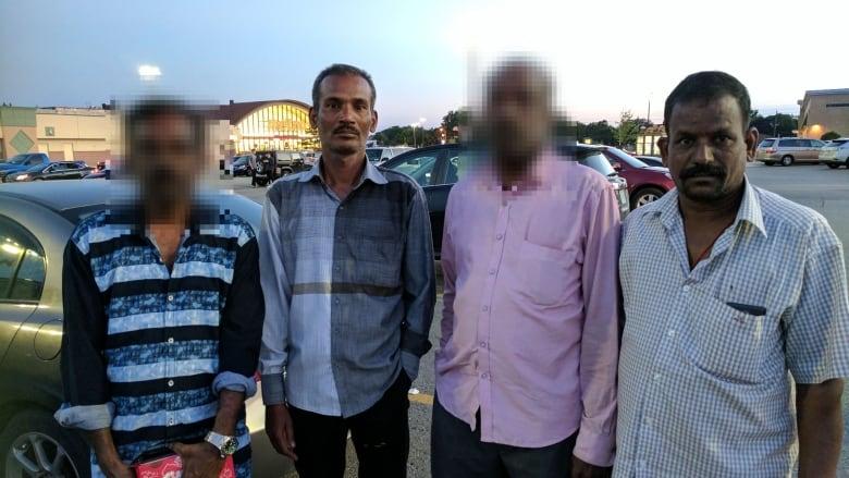 Tamil migrant