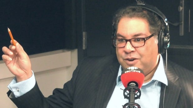 Calgary Mayor Naheed Nenshi tooks questions from Alberta@Noon callers on Friday on issues affecting the city in 2018.