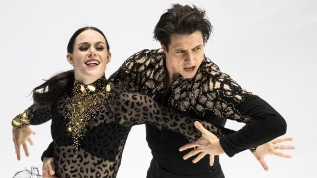 Tessa Virtue and Scott Moir aiming for perfection at skating nationals