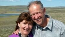 Eduard and Claire Festel