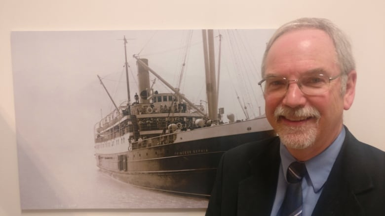 Victoria maritime museum wants federal status by 2021, says director