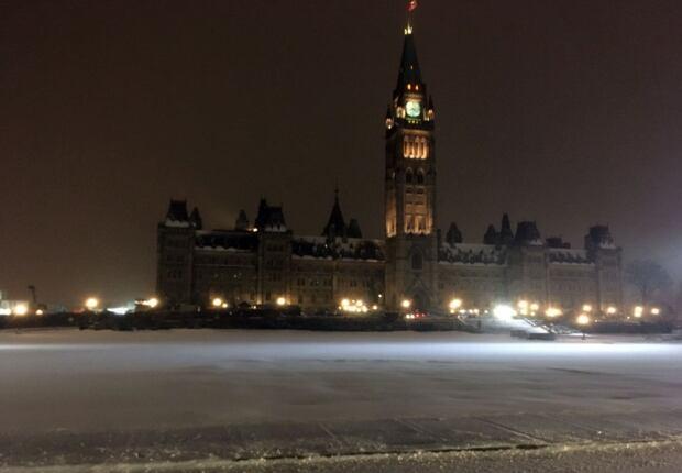 Parliament Hill Jan. 12, 2018