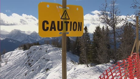 1 airlifted to hospital in critical condition after avalanche near Lake Louise