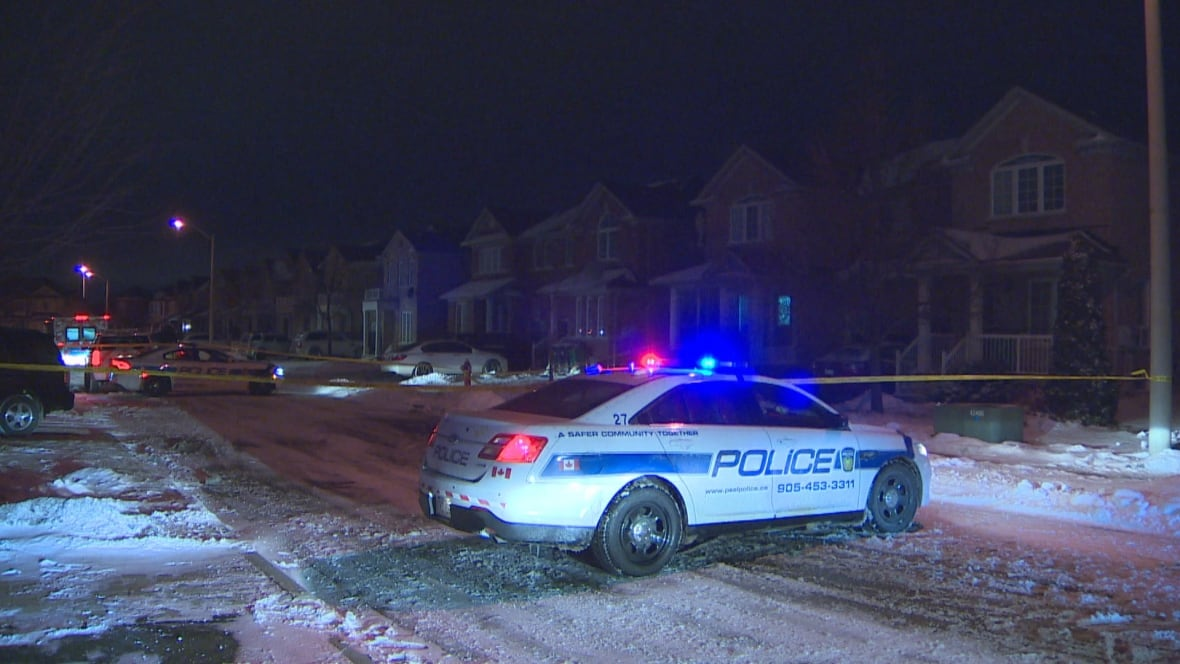Man charged after 2 women stabbed to death in Brampton home