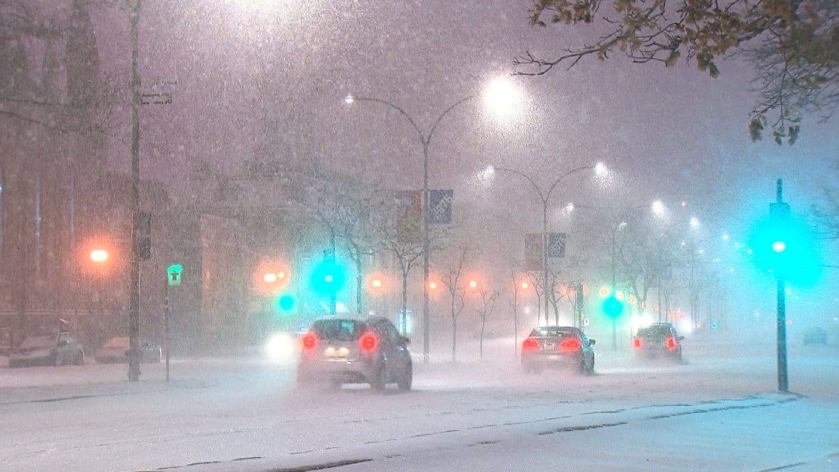 More winter for Montreal: authorities plead with commuters, 'stay home'