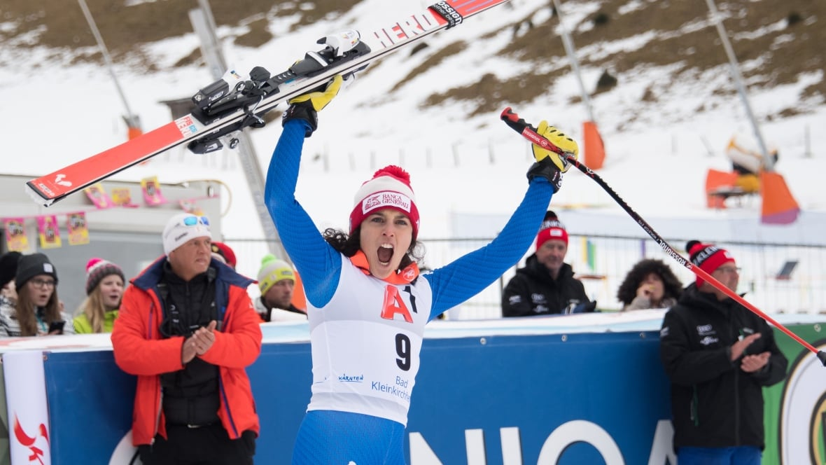 Girls's World Cup ski races swapped round this weekend