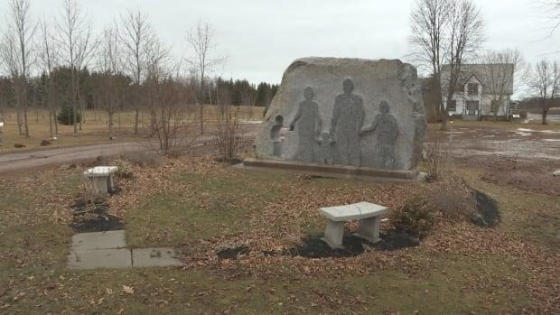Bathurst memorial PEI