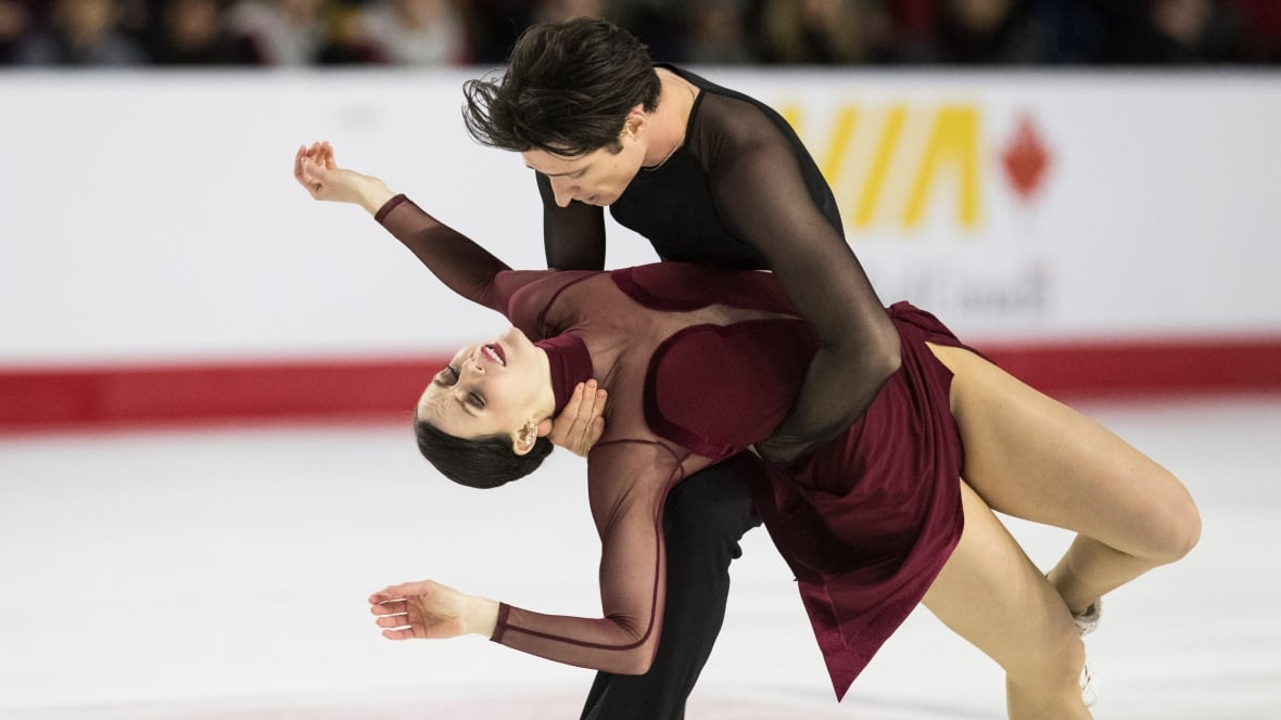 Veteran ice dancers capture eighth Canadian title in final national appearance