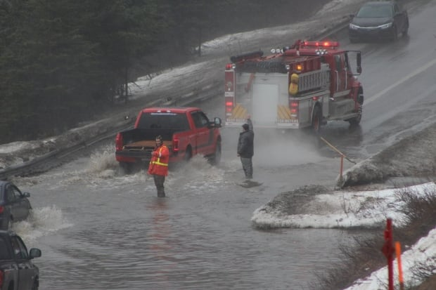 Halfway Point flooding