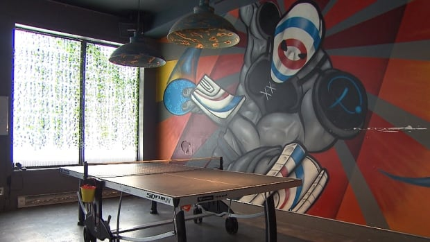 The Southwest borough says the Playgound ping pong bar should never have been allowed to open at its Notre-Dame Street West location.