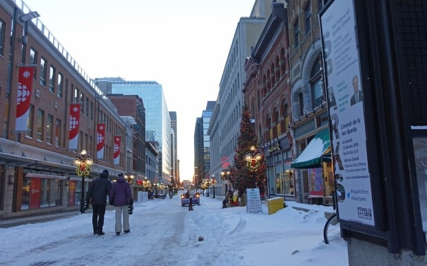 sparks street ottawa winter january 2018 city plan future