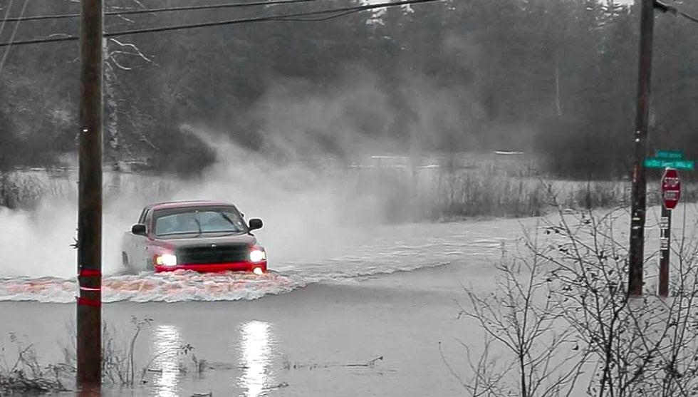 Lawn Mower Keeps Flooding