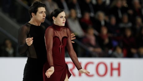 Canada names 17 skaters to Olympic figure skating team