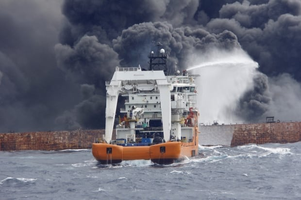 CHINA-SHIPPING/ACCIDENT