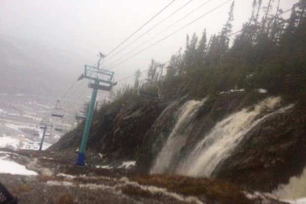 Marble Mountain Flood