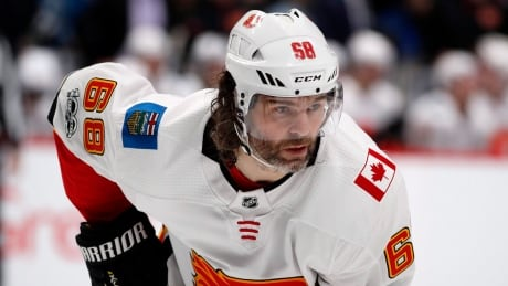 Flames To Place Jaromir Jagr On Waivers: Reports