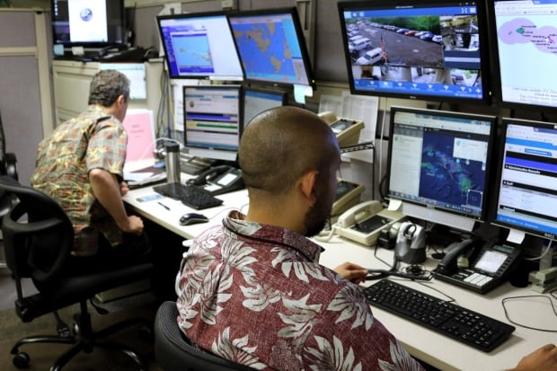 Hawaii-Attack Warning System